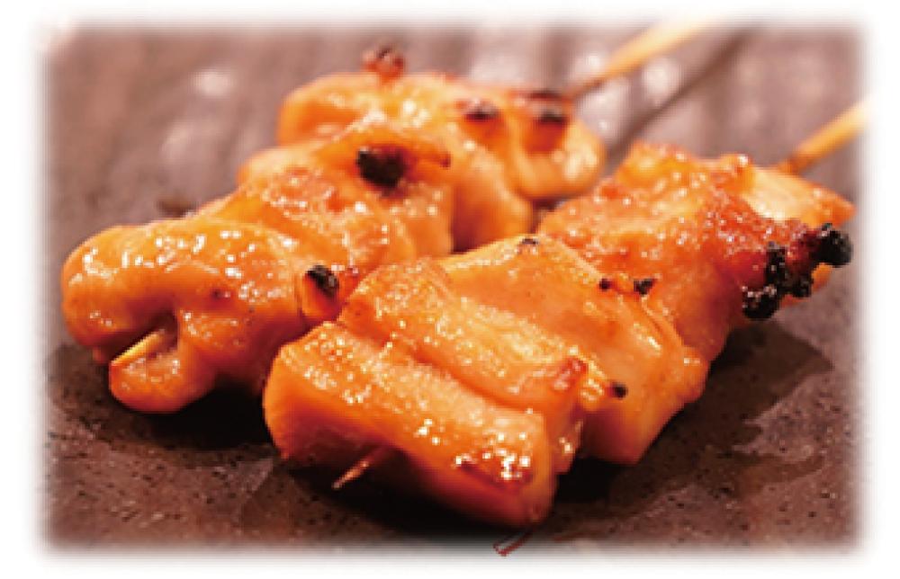 み(鶏もも肉)180円(1本)